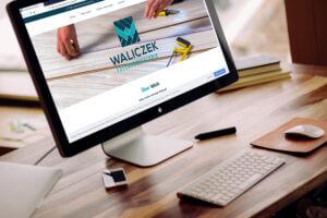 Fussbodentechnik Walizcek Webseiten Relaunch Desktop